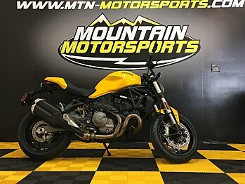 2018 Ducati Monster 821 for sale 200572719