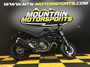 2018 Ducati Monster 821 for sale 200580991