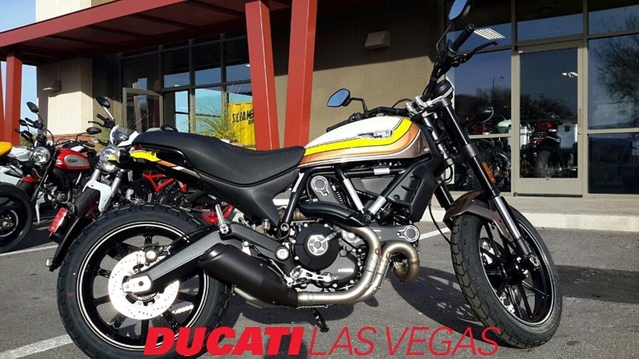 2018 Ducati Scrambler for sale 200516403