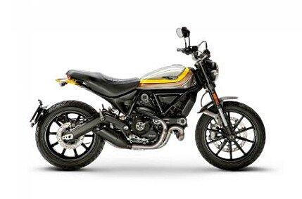 2018 Ducati Scrambler for sale 200604096