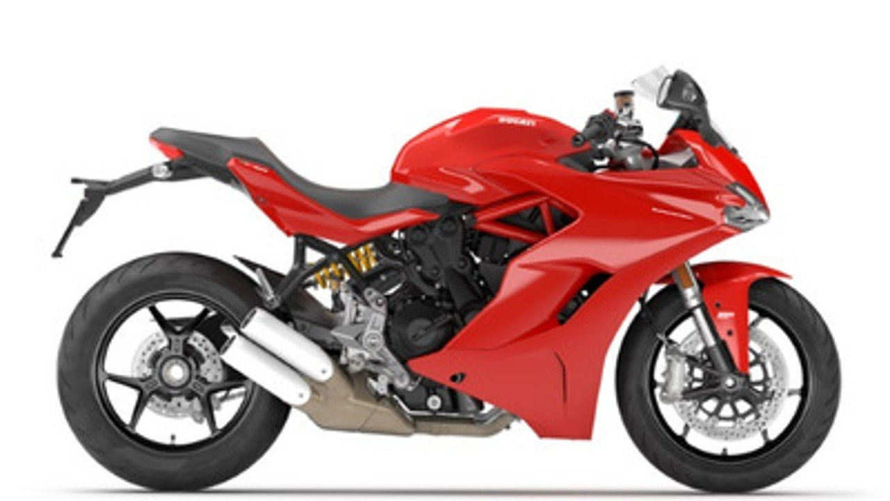 2018 Ducati Supersport 937 for sale 200546545