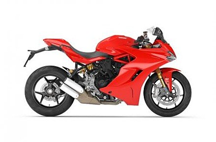 2018 Ducati Supersport 937 for sale 200592702