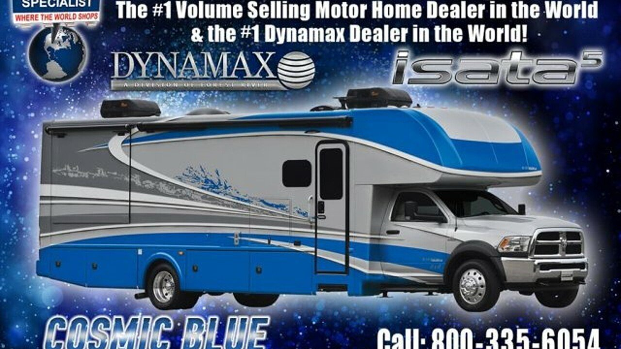 2018 Dynamax Isata for sale 300148933