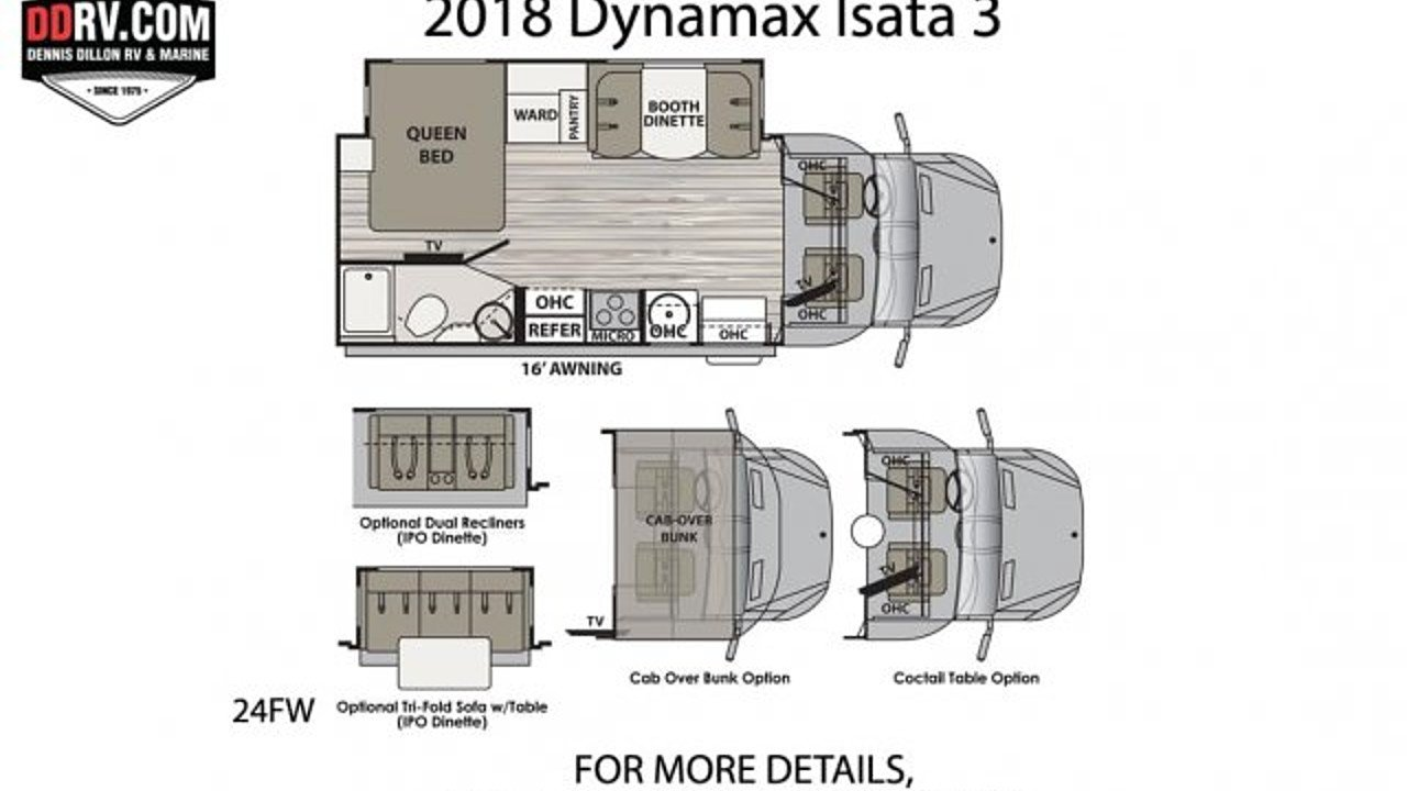 2018 Dynamax Isata for sale 300159215