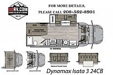 2018 Dynamax Isata for sale 300152127