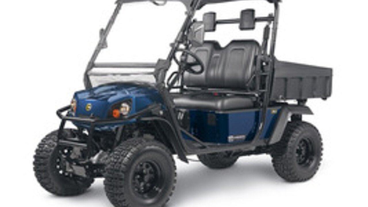 2018 E-Z-GO Hauler for sale 200543869