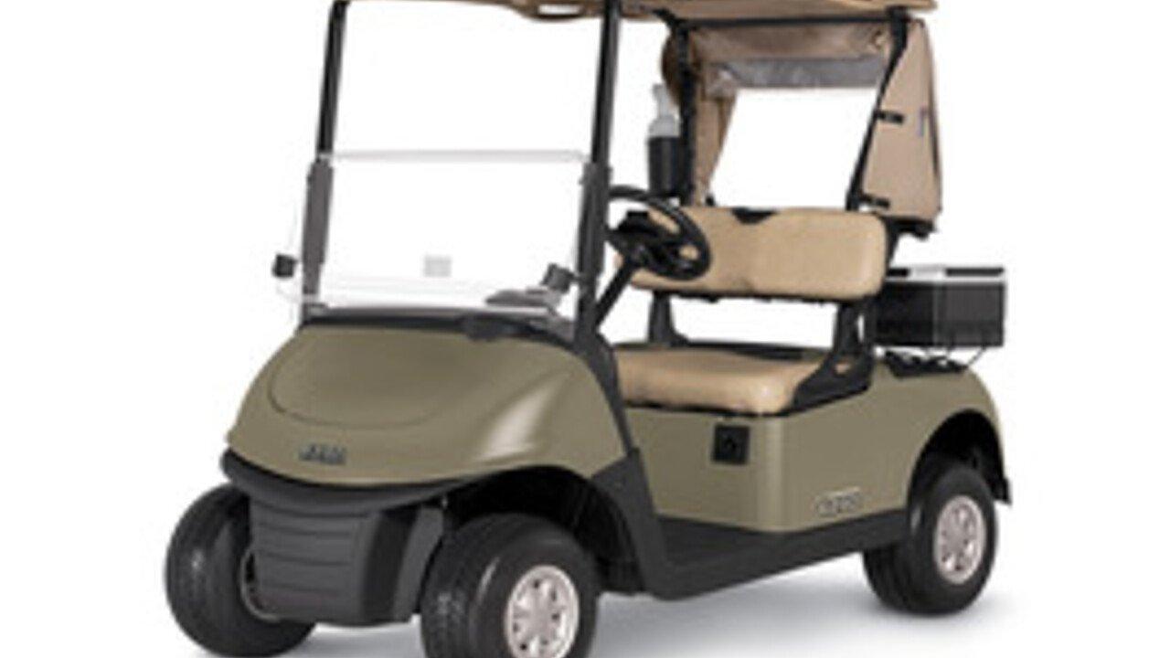 2018 E-Z-GO RXV for sale 200529429