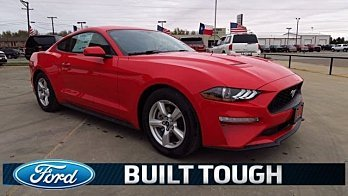 2018 Ford Mustang Coupe for sale 100916569