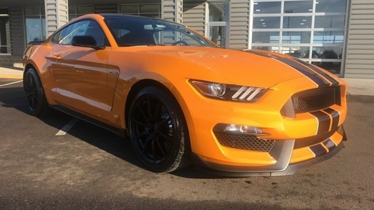 2018 ford mustang shelby gt350 coupe for sale near osseo wisconsin 54758 classics on autotrader. Black Bedroom Furniture Sets. Home Design Ideas