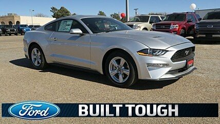 2018 Ford Mustang Coupe for sale 100952542