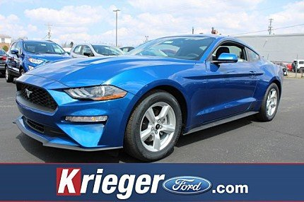 2018 Ford Mustang Coupe for sale 100962155