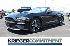 2018 Ford Mustang for sale 101000506