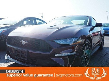 2018 Ford Mustang Coupe for sale 101028276