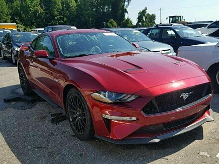 2018 Ford Mustang GT Coupe for sale 101044218