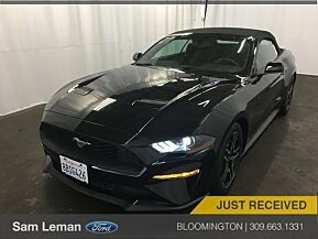 2018 Ford Mustang for sale 101056864