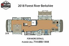 2018 Forest River Berkshire for sale 300157926