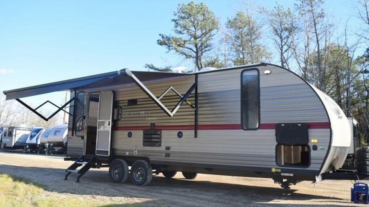 2018 Forest River Grey Wolf for sale 300157246
