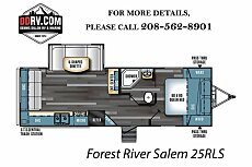 2018 Forest River Salem for sale 300154443