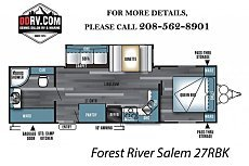 2018 Forest River Salem for sale 300157360