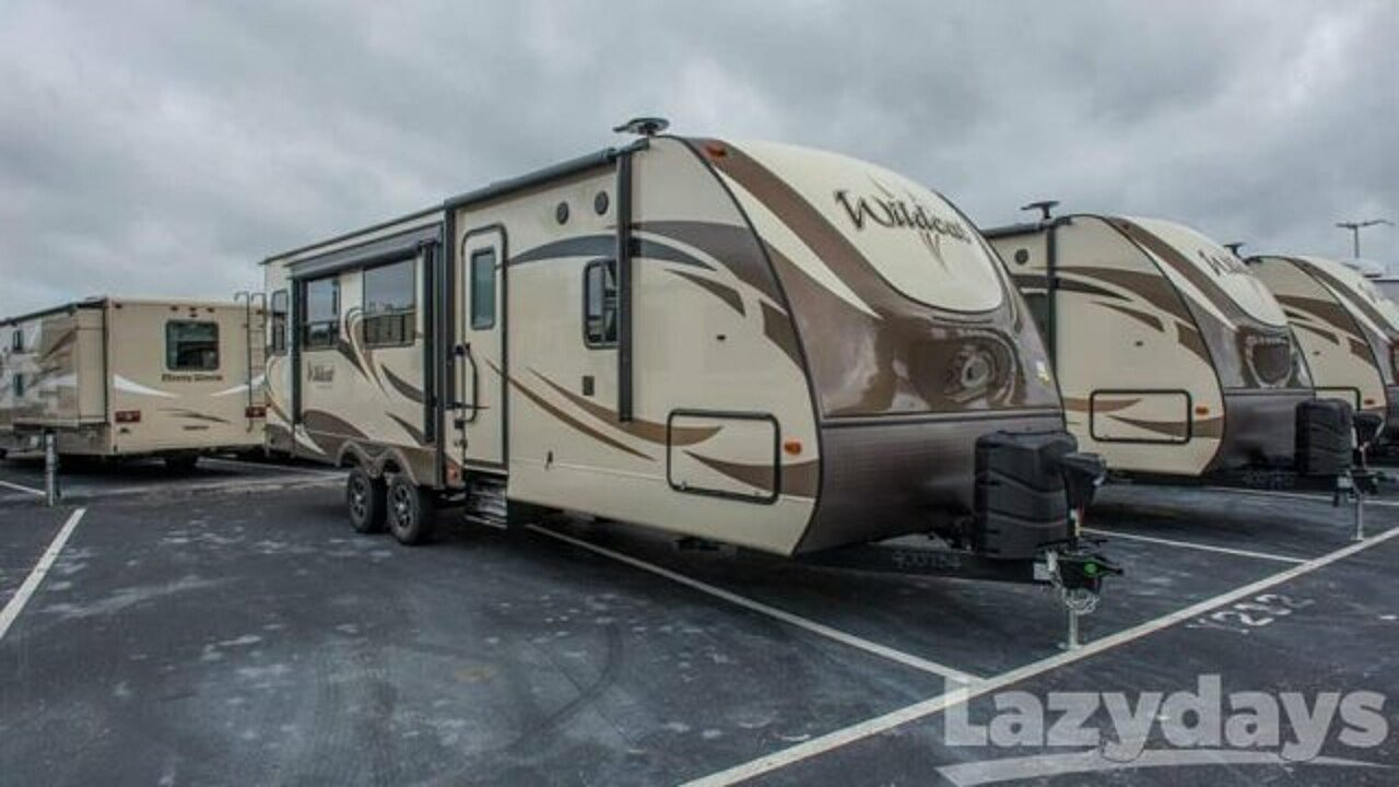 2018 Forest River Wildcat for sale 300145497