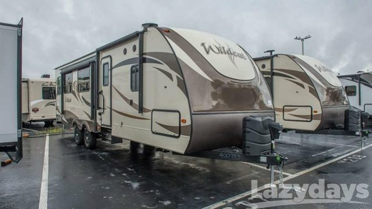 2018 Forest River Wildcat for sale 300145501