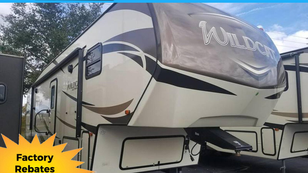 2018 Forest River Wildcat for sale 300150970