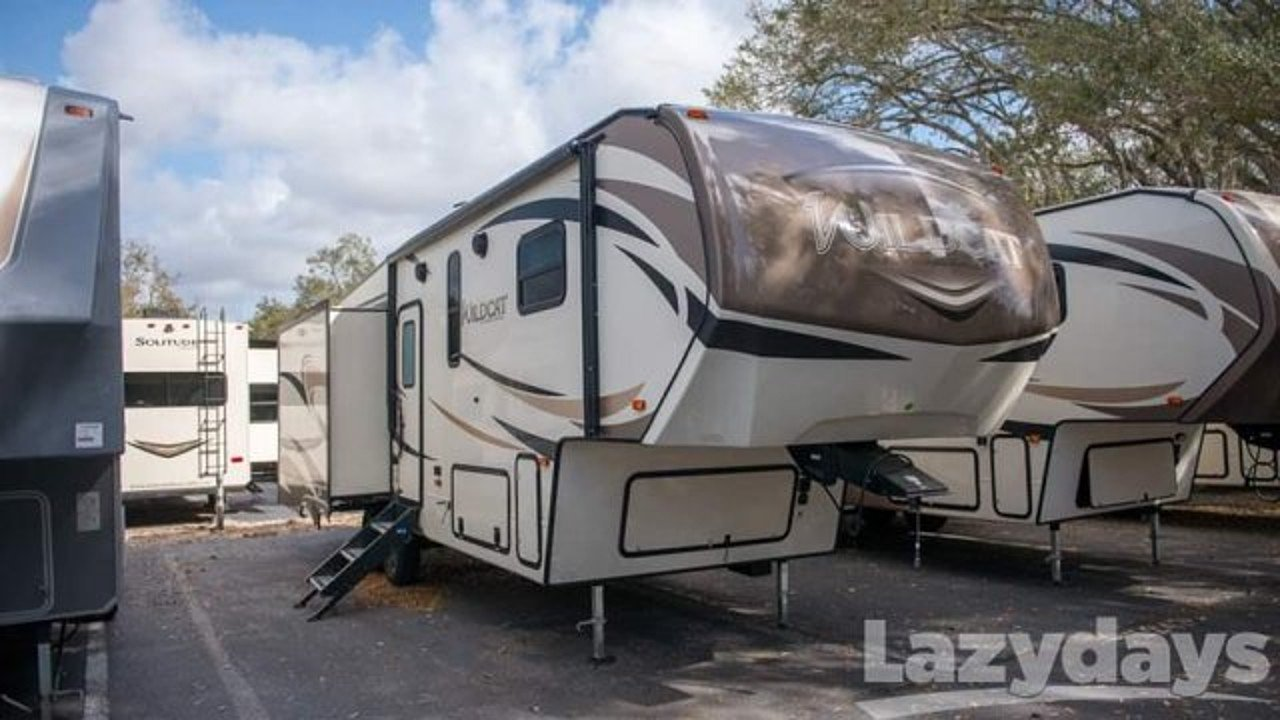 2018 Forest River Wildcat for sale 300156143