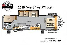 2018 Forest River Wildcat for sale 300155011