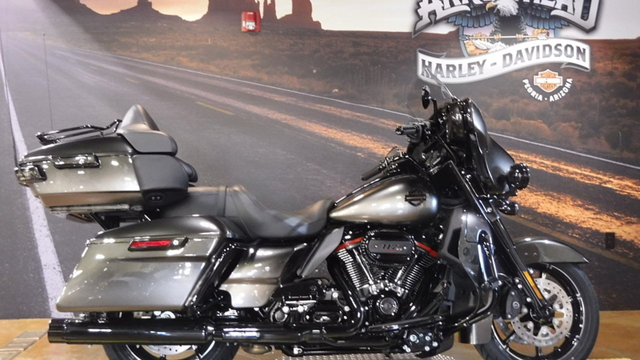2018 Harley-Davidson CVO for sale 200496854