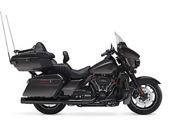 2018 Harley-Davidson CVO for sale 200526360