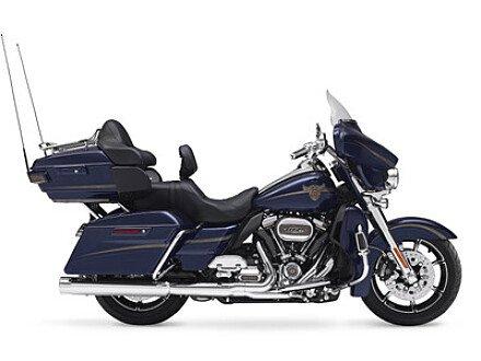 2018 Harley-Davidson CVO for sale 200527857