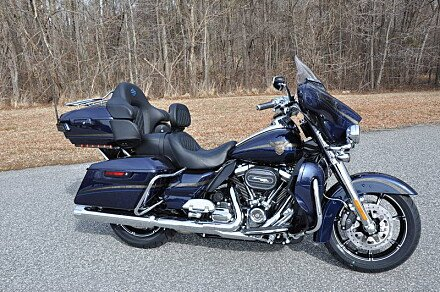 2018 Harley-Davidson CVO for sale 200532867