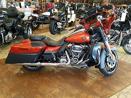 2018 Harley-Davidson CVO for sale 200534037