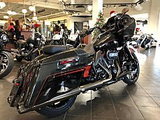 2018 Harley-Davidson CVO for sale 200534095