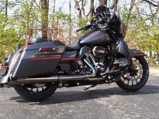 2018 Harley-Davidson CVO Street Glide for sale 200584005