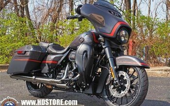 2018 Harley-Davidson CVO Street Glide for sale 200610259