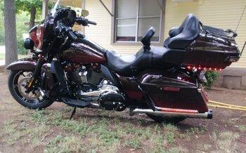 2018 Harley-Davidson CVO Limited for sale 200614977