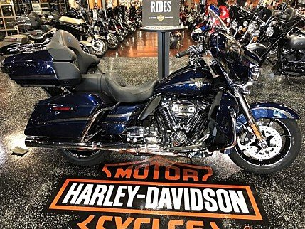 2018 Harley-Davidson CVO for sale 200625594