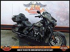 2018 Harley-Davidson CVO for sale 200652797