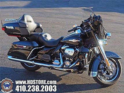 2018 Harley-Davidson Shrine Ultra Limited Special Edition for sale 200550516