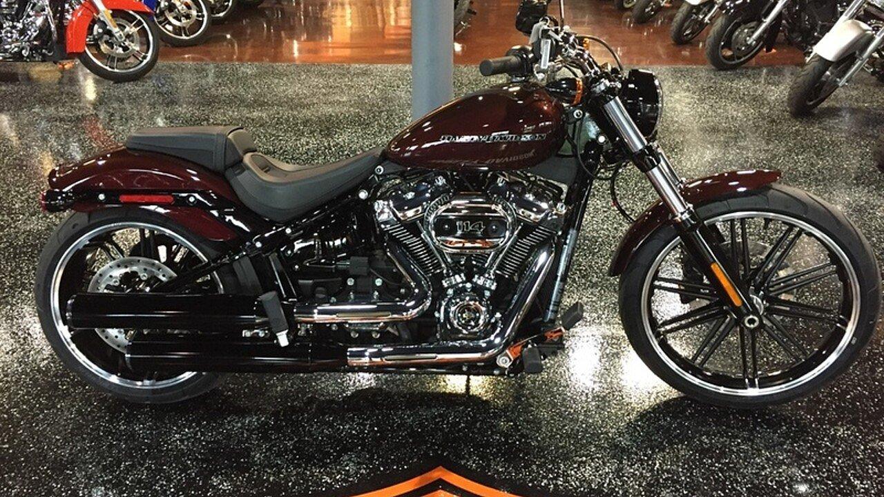 2018 Harley-Davidson Softail for sale 200490908