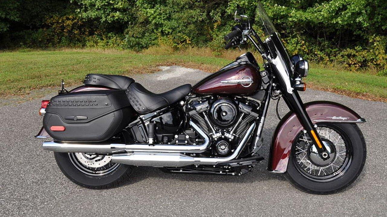 Harley Davidson Softail Classic Value