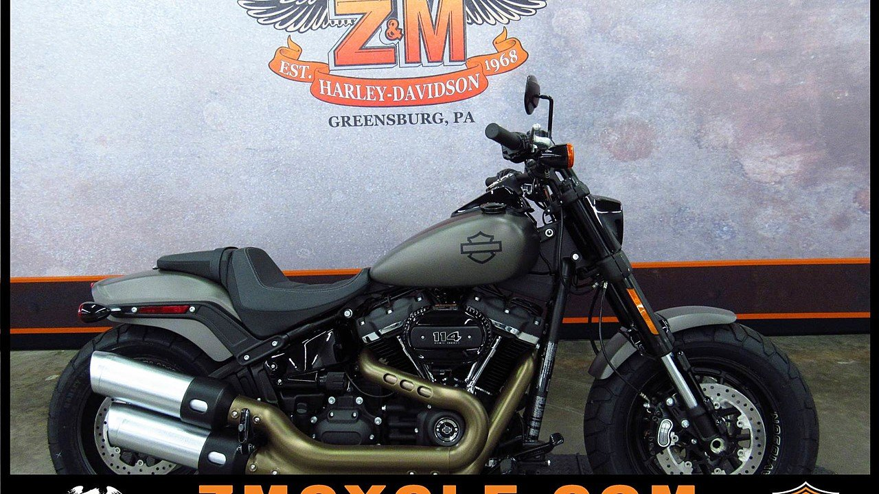 2018 Harley-Davidson Softail for sale 200493863