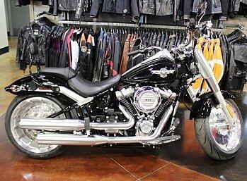 2018 Harley-Davidson Softail Fat Boy for sale 200494939
