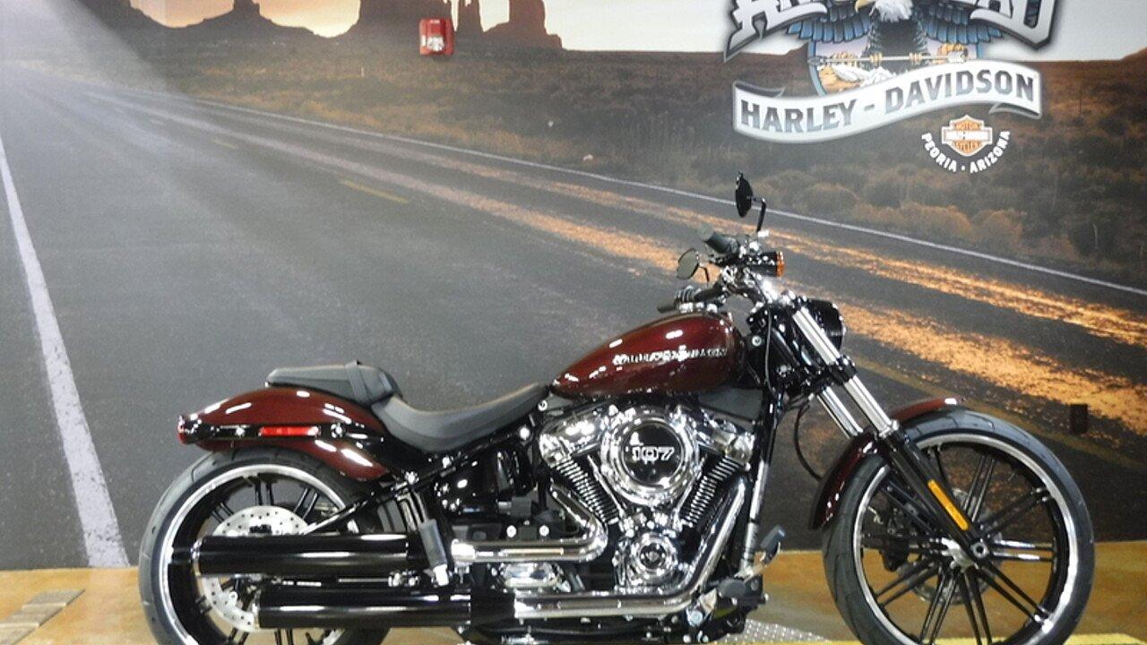 2018 Harley-Davidson Softail for sale 200495945