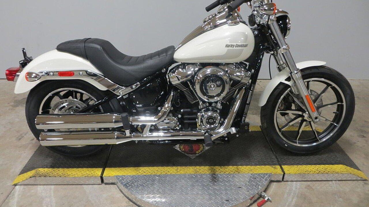 2018 Harley-Davidson Softail for sale 200496684