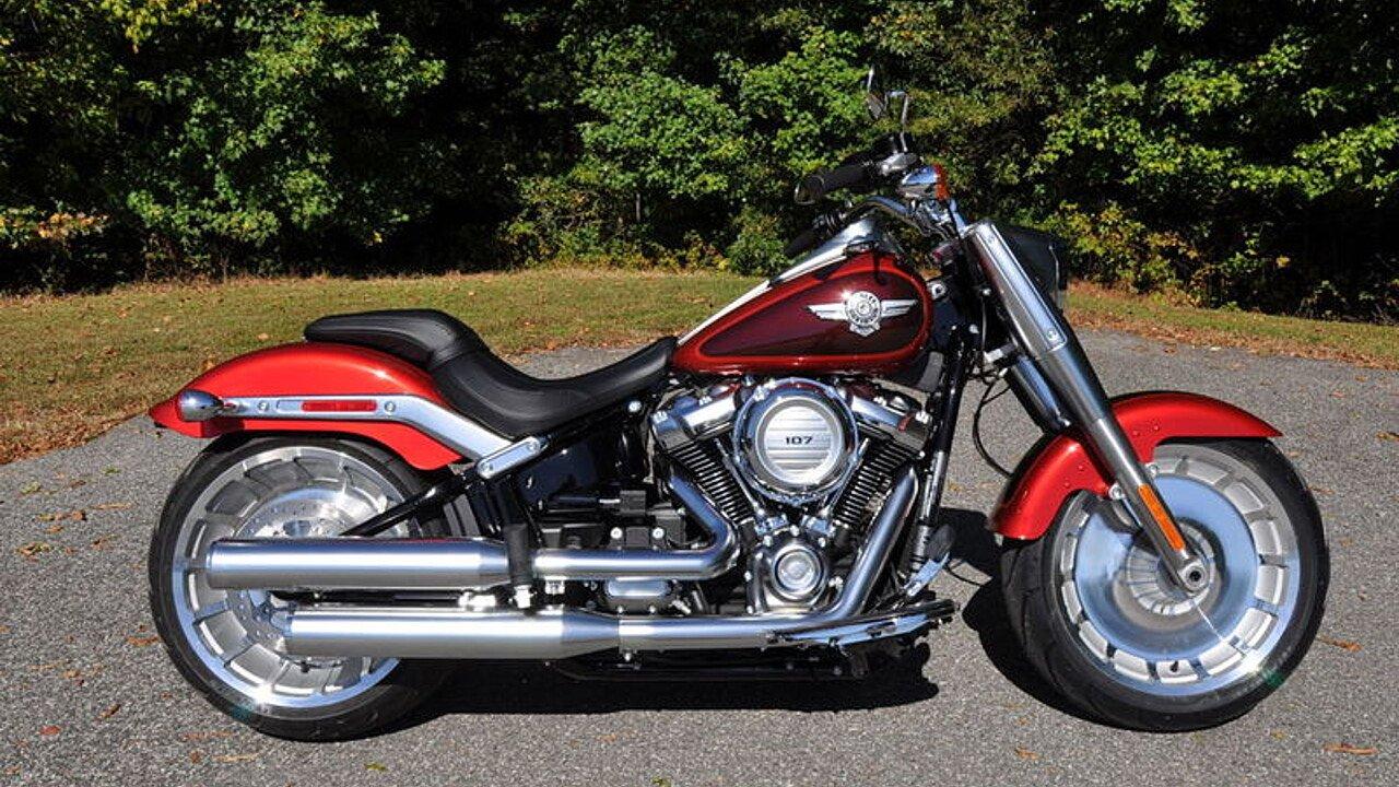 2018 Harley-Davidson Softail for sale 200497393