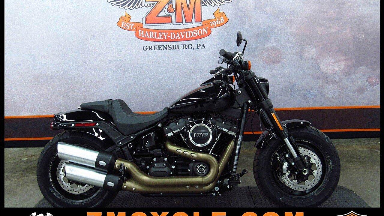 2018 Harley-Davidson Softail for sale 200497430