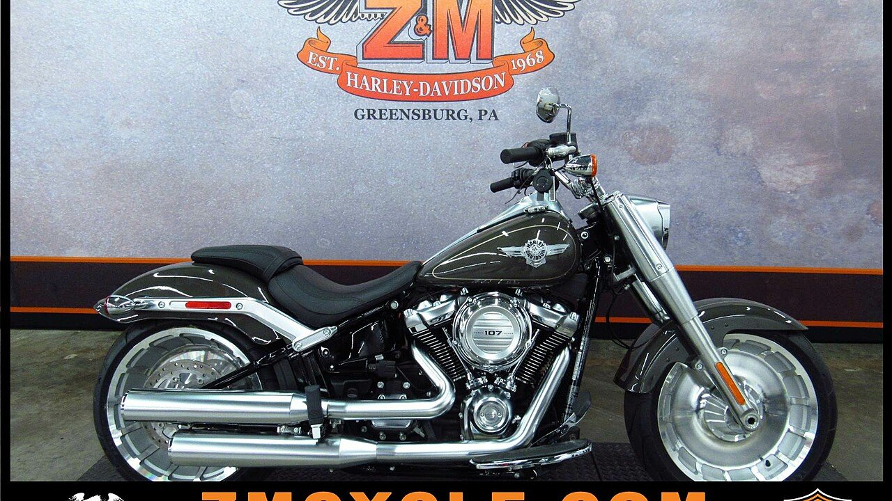 2018 Harley-Davidson Softail for sale 200497432
