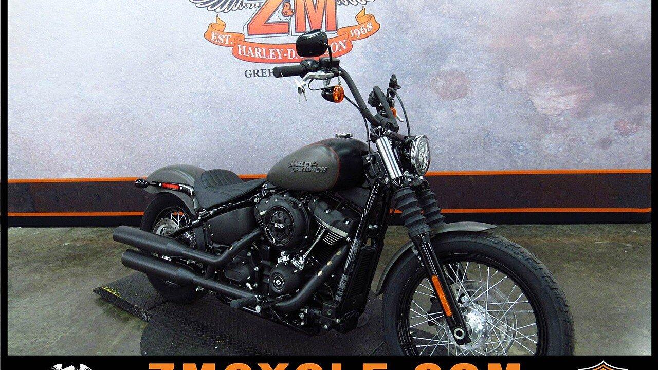 2018 Harley-Davidson Softail for sale 200497433